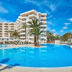 Отель Hipotels Mercedes Aparthotel бассейн
