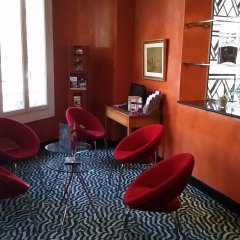 Отель Best Western Hôtel Mercedes Arc de Triomphe интерьер отеля