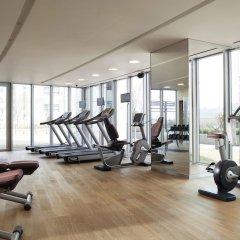 Lotte City Hotel Jeju фитнесс-зал