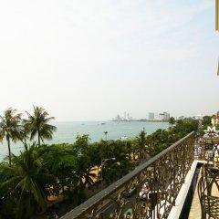 Отель LK The Empress Таиланд, Паттайя - 3 отзыва об отеле, цены и фото номеров - забронировать отель LK The Empress онлайн балкон