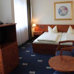 Altstadt Hotel St. Georg Дюссельдорф комната для гостей