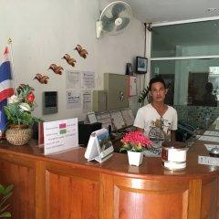 Отель Jomtien Hostel Таиланд, Паттайя - 1 отзыв об отеле, цены и фото номеров - забронировать отель Jomtien Hostel онлайн интерьер отеля
