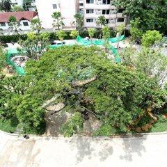 Bangkok Oasis Hotel бассейн