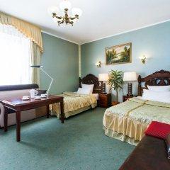 Гостиница Гранд Уют в Краснодаре - забронировать гостиницу Гранд Уют, цены и фото номеров Краснодар комната для гостей фото 12