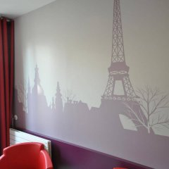 Отель Grand Turin Париж детские мероприятия фото 2
