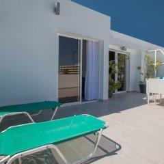 Отель Evelina Apartment Кипр, Протарас - отзывы, цены и фото номеров - забронировать отель Evelina Apartment онлайн бассейн фото 3
