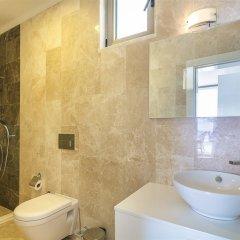 Villa Likapa 4 by Akdenizvillam Турция, Калкан - отзывы, цены и фото номеров - забронировать отель Villa Likapa 4 by Akdenizvillam онлайн ванная