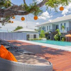 Отель The Lake Chalong Resort бассейн фото 3