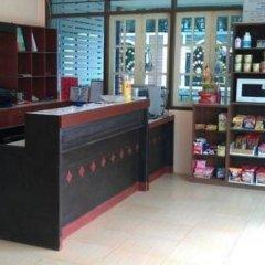 Отель Baan Nat питание