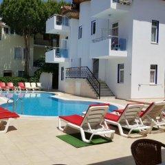 Tolan Apartments Турция, Мармарис - отзывы, цены и фото номеров - забронировать отель Tolan Apartments онлайн бассейн