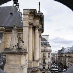 Отель Hôtel Londres Saint Honoré Франция, Париж - отзывы, цены и фото номеров - забронировать отель Hôtel Londres Saint Honoré онлайн балкон