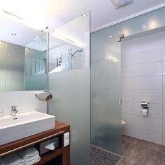 Отель Pension am Kurpark Австрия, Вена - отзывы, цены и фото номеров - забронировать отель Pension am Kurpark онлайн ванная