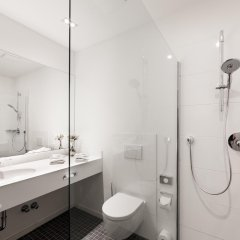 Отель BURNS fair & more ванная