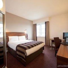 Отель Jurys Inn Glasgow комната для гостей фото 2