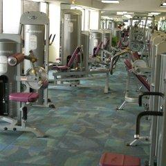 Отель Hilton Garden Inn Bethesda фитнесс-зал