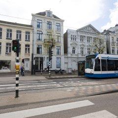 Отель Park Plantage Нидерланды, Амстердам - 9 отзывов об отеле, цены и фото номеров - забронировать отель Park Plantage онлайн городской автобус