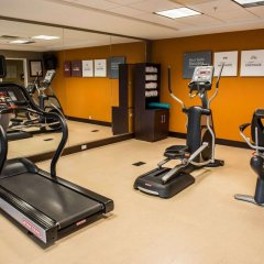 Отель Comfort Suites Lake City Лейк-Сити фитнесс-зал фото 2