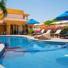 Отель Quinta del Sol by Solmar бассейн