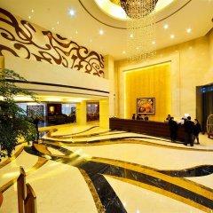 Отель Howard Johnson Business Club Китай, Шанхай - отзывы, цены и фото номеров - забронировать отель Howard Johnson Business Club онлайн интерьер отеля
