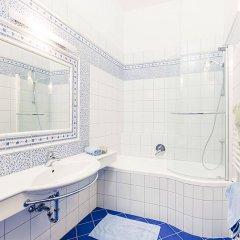 Отель Appartementhaus Leni Австрия, Зёльден - отзывы, цены и фото номеров - забронировать отель Appartementhaus Leni онлайн ванная