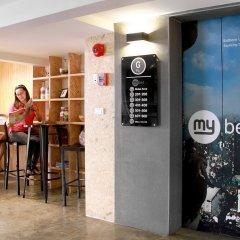 Отель Mybed Sathorn Бангкок интерьер отеля фото 3