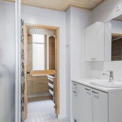 Отель Helsinki South Central Apt Lönnrot ванная