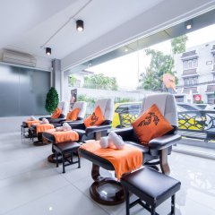 Отель Cubic Pratunam питание фото 3