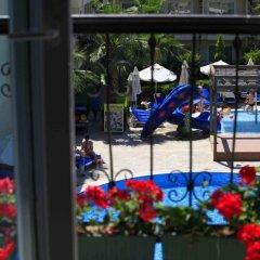 Sun City Apartments & Hotel Турция, Сиде - отзывы, цены и фото номеров - забронировать отель Sun City Apartments & Hotel онлайн пляж