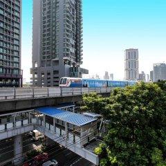 Отель Padi Madi Guest House Бангкок балкон
