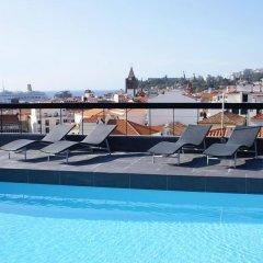 Отель do Carmo Португалия, Фуншал - отзывы, цены и фото номеров - забронировать отель do Carmo онлайн бассейн фото 2