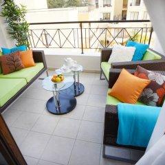 Апартаменты Apartment Emelia балкон