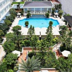 Отель Park Hyatt Saigon Вьетнам, Хошимин - отзывы, цены и фото номеров - забронировать отель Park Hyatt Saigon онлайн бассейн фото 3