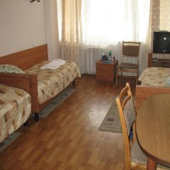 Гостиница Реакомп комната для гостей