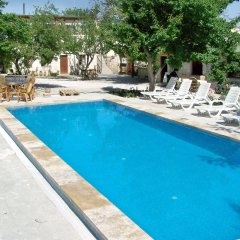 Nirvana Cave Hotel Турция, Гёреме - 1 отзыв об отеле, цены и фото номеров - забронировать отель Nirvana Cave Hotel онлайн бассейн фото 3