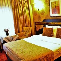 Sultanahmet Park Hotel Стамбул комната для гостей фото 12