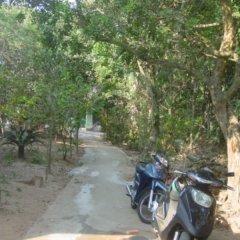 Отель Chau Doc Home Stay парковка