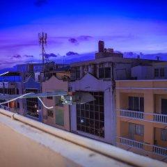 Отель Casanova Inn балкон