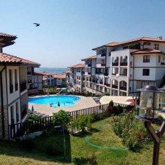 Отель ARENA Aparthotel бассейн