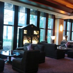 Harriway Garden Hotel Houjie интерьер отеля фото 3
