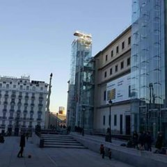 Отель MC YOLO Apartamento Museo Reina Sofia Испания, Мадрид - отзывы, цены и фото номеров - забронировать отель MC YOLO Apartamento Museo Reina Sofia онлайн фото 2