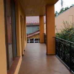 Гостиница Turul балкон