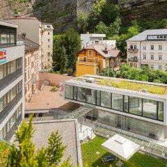 Отель Star Inn Hotel Salzburg Zentrum, by Comfort Австрия, Зальцбург - 7 отзывов об отеле, цены и фото номеров - забронировать отель Star Inn Hotel Salzburg Zentrum, by Comfort онлайн фото 4
