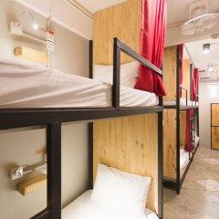 Homie Hostel & Cafe' Бангкок комната для гостей