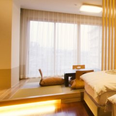 Отель Sansuikan Япония, Беппу - отзывы, цены и фото номеров - забронировать отель Sansuikan онлайн комната для гостей фото 2