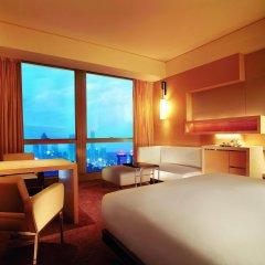 Отель Grand Hyatt Guangzhou Гуанчжоу комната для гостей фото 2
