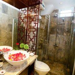 Hanoi Central Park Hotel ванная фото 2