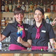 Hotel Du Lac et Bellevue гостиничный бар