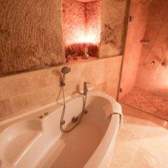 Roca Cappadocia Турция, Ургуп - отзывы, цены и фото номеров - забронировать отель Roca Cappadocia онлайн ванная фото 3