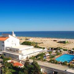 Vasco da Gama Hotel пляж
