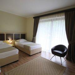 Отель Tropikal Resort Албания, Дуррес - отзывы, цены и фото номеров - забронировать отель Tropikal Resort онлайн комната для гостей фото 3